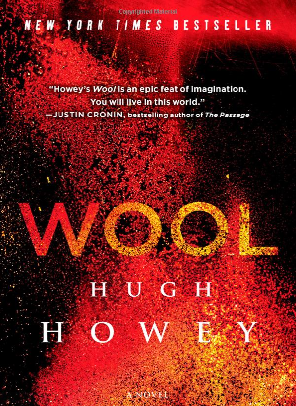 Bokrecension av Hugh Howy - Wool