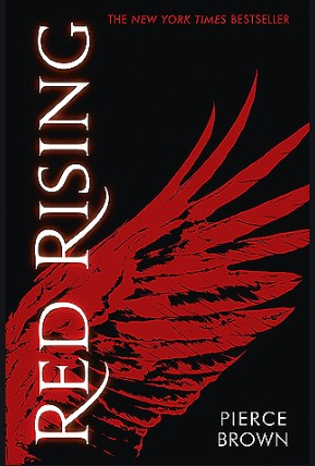 Recension av Red Rising av Pierce Brown